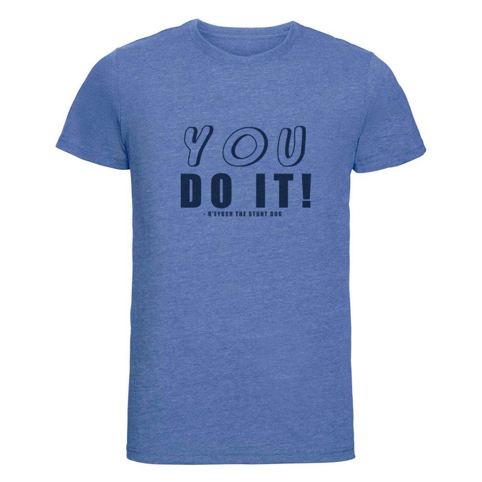 you do it mens blue