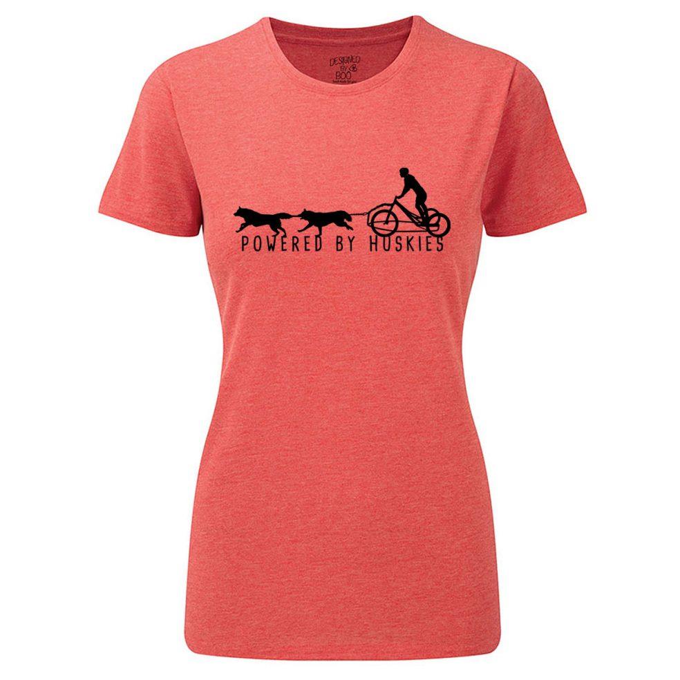 pow husky rig ladies red