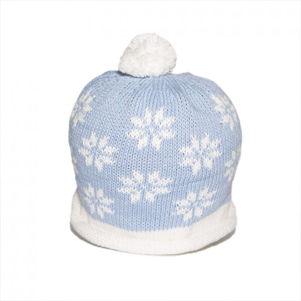 kids snow blue and white