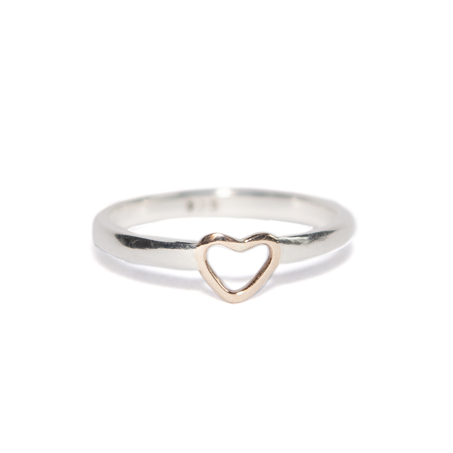 WEB rose heart ring b