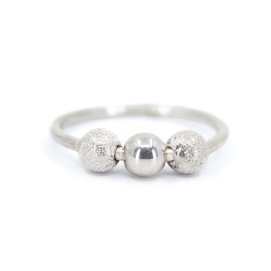 WEB ball spinner ring a