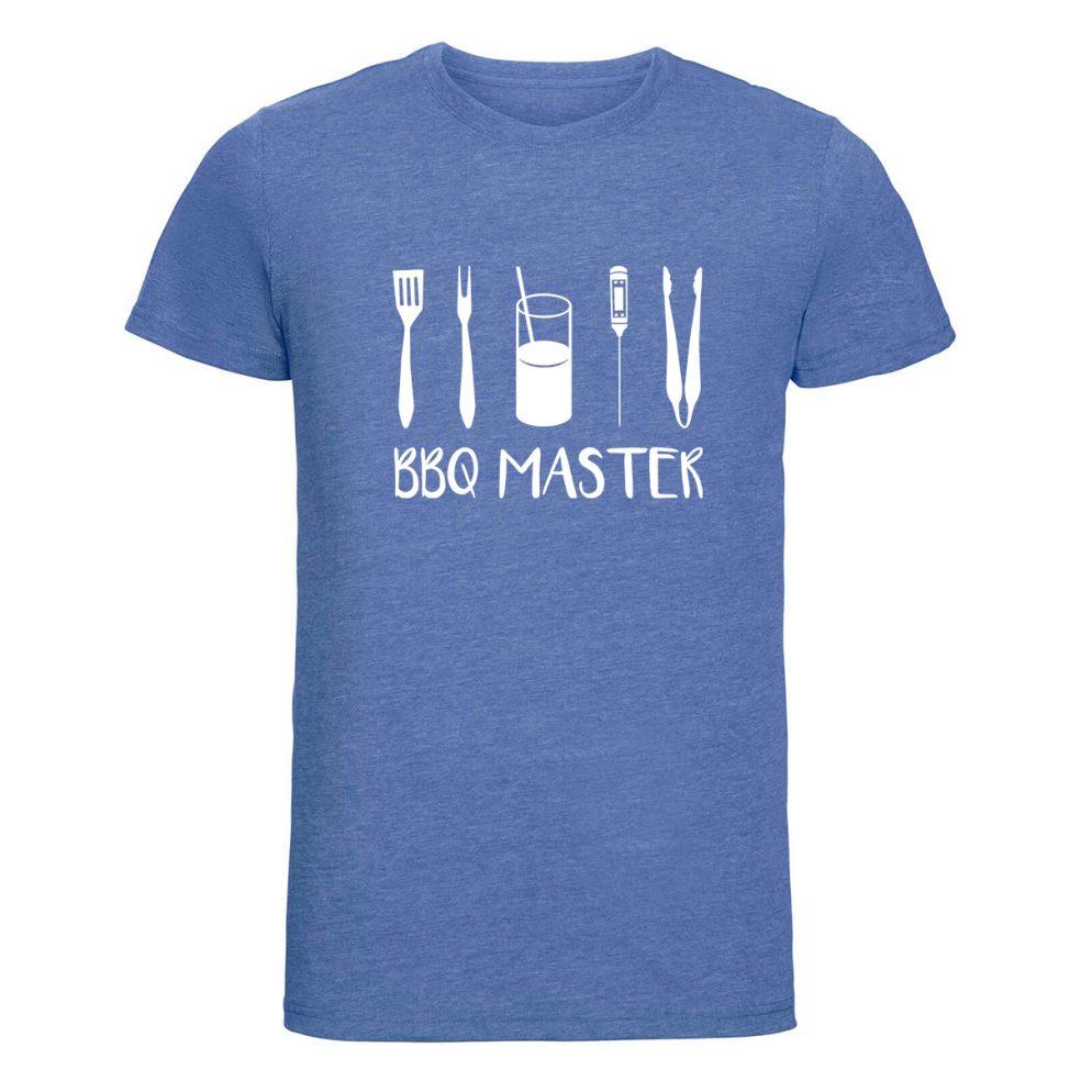 bbq master mens blue