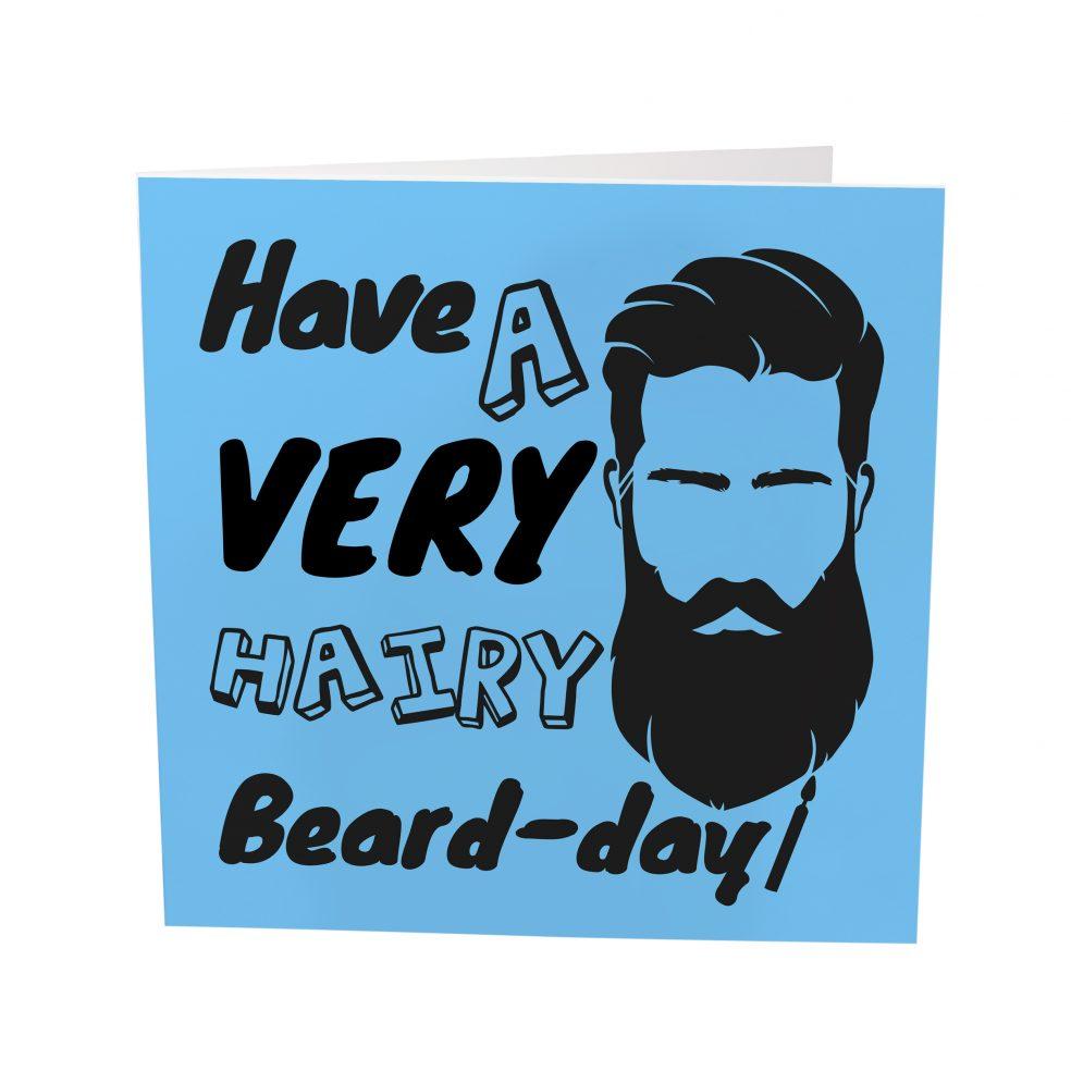 beard day