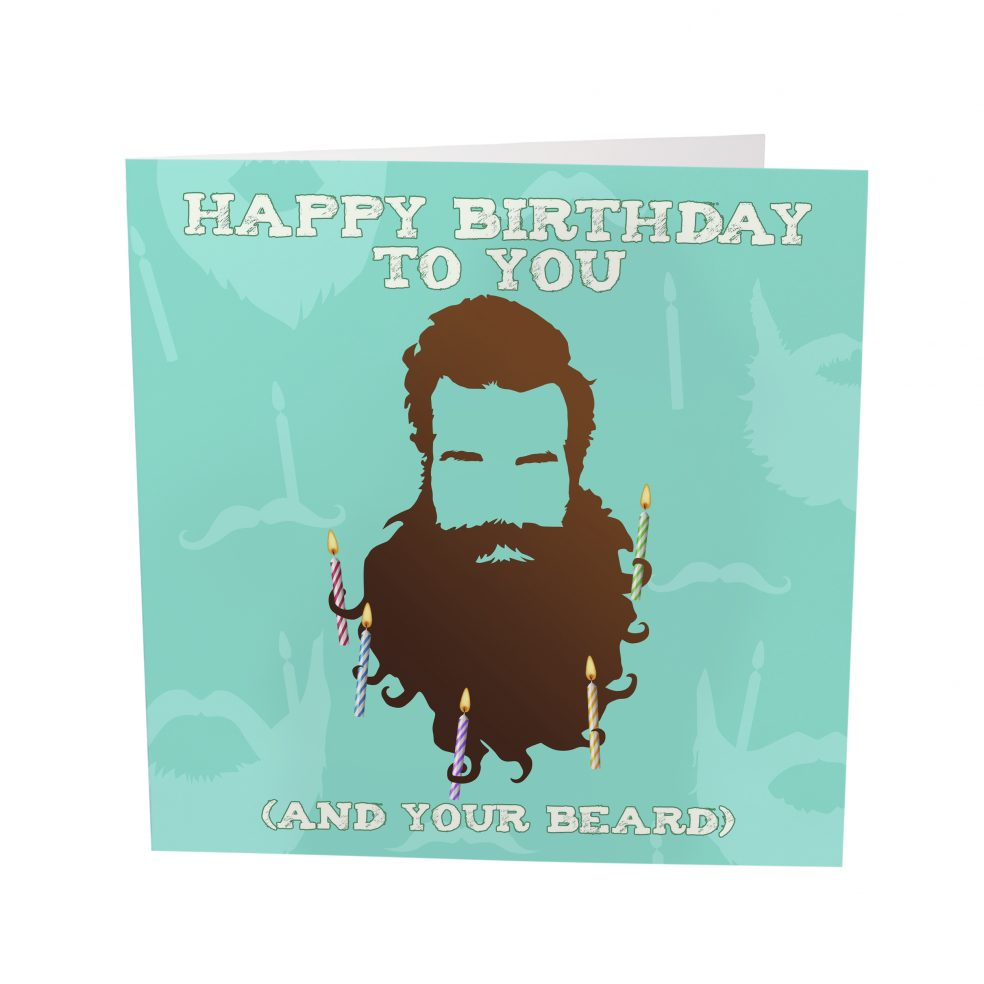 birthday beard