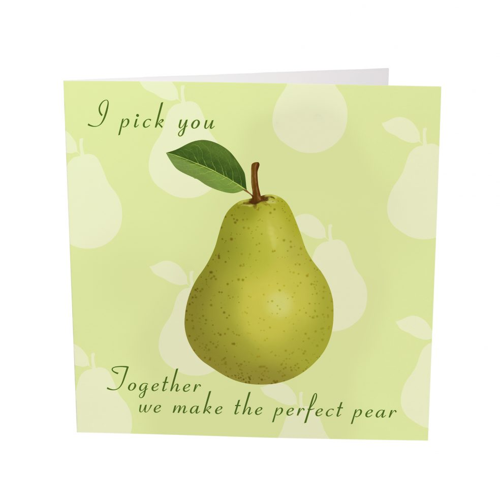 perfect pear