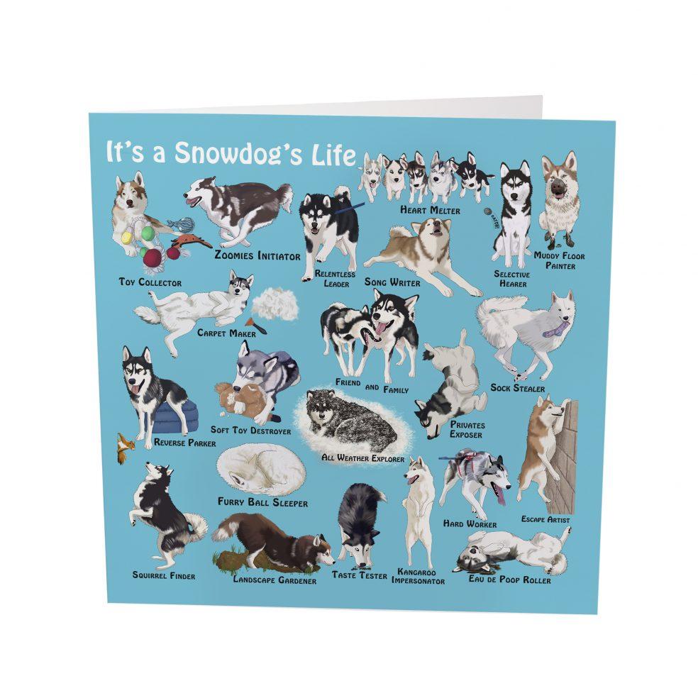 snowdog life