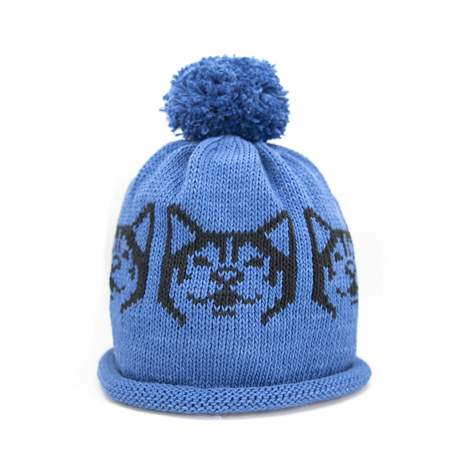 Snowdog in Blue And Black – Adult Hat