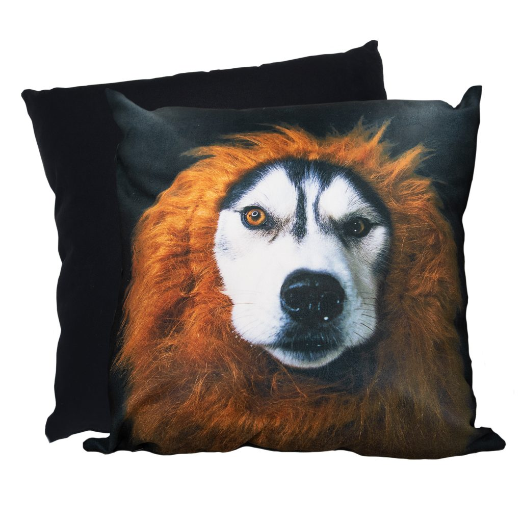K'eyush the Lion – Cushion
