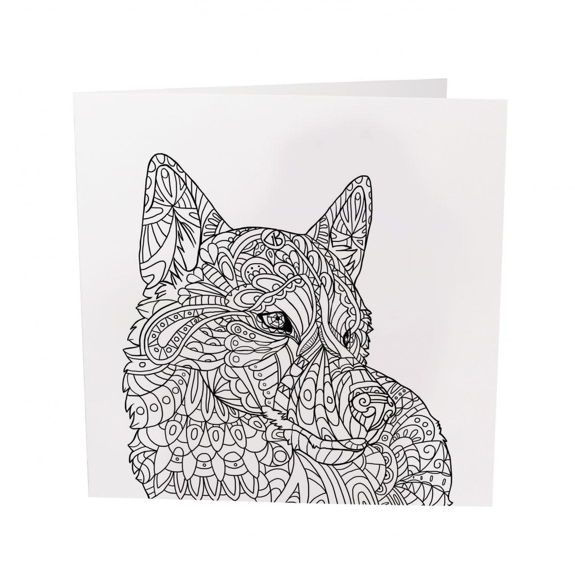husky pattern
