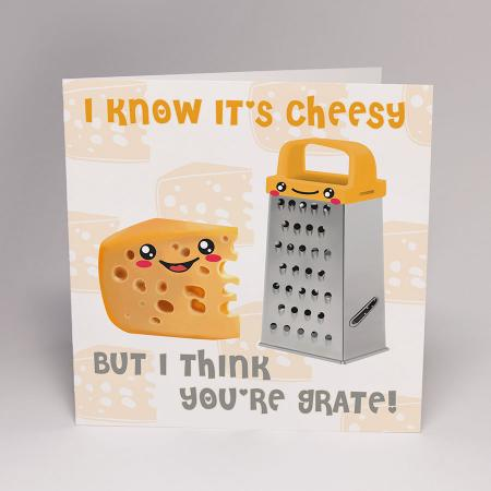 cheesy grater