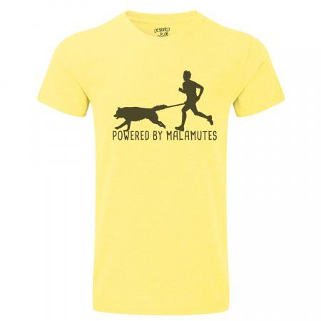 man yellow