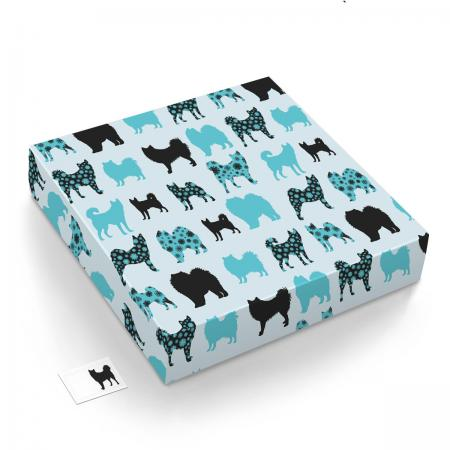 northern breed gift wrap