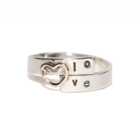 WEB love ring a