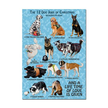 12 dogs 2